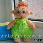 patron bebe gratis amigurumi, free amigurumi patter baby