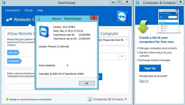TeamViewer Premium Edition Full Crack