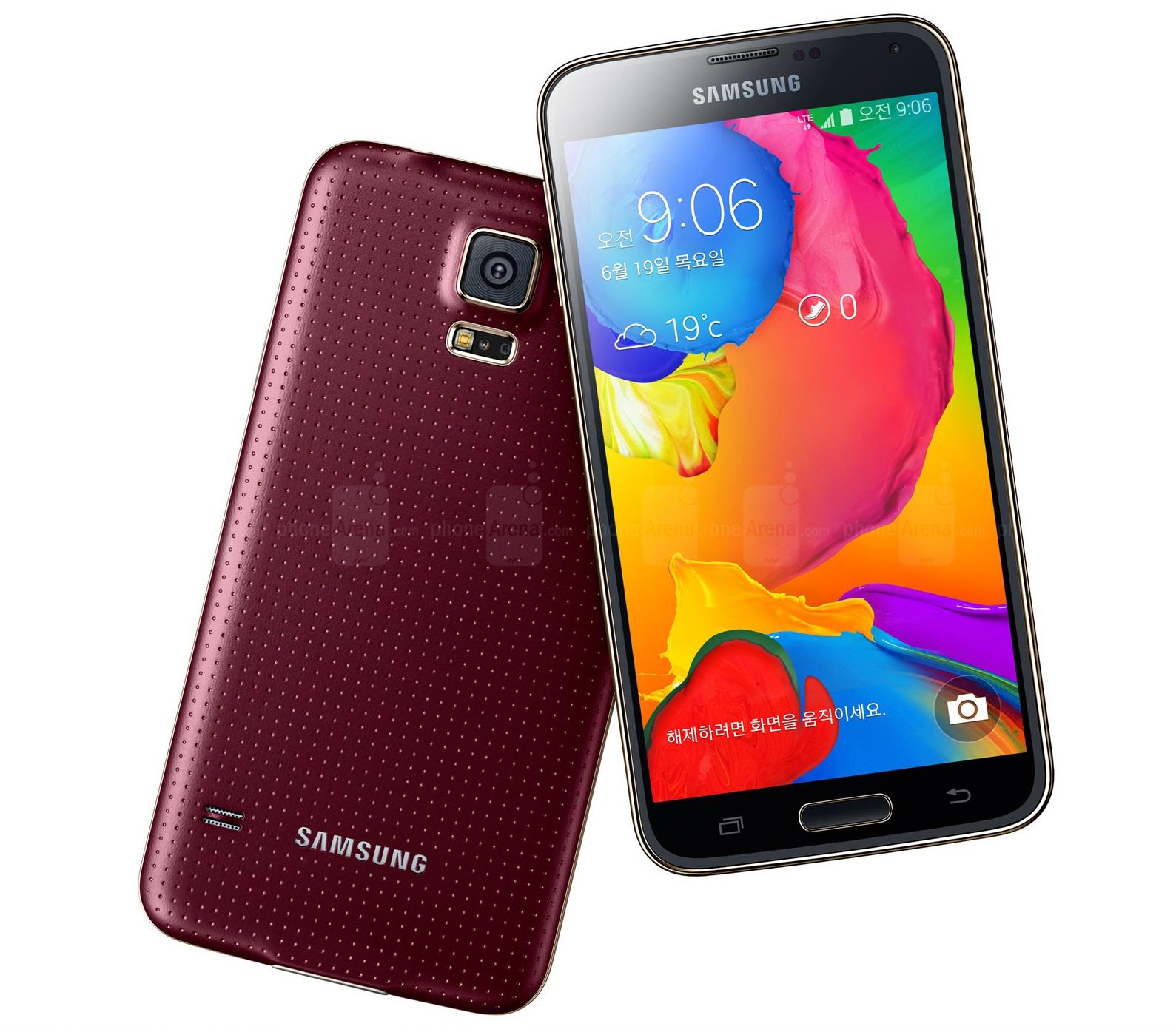 Galaxy S5 Quad HD LTE-A Hanya Sedikit Lebih Mahal dari S5 Biasa