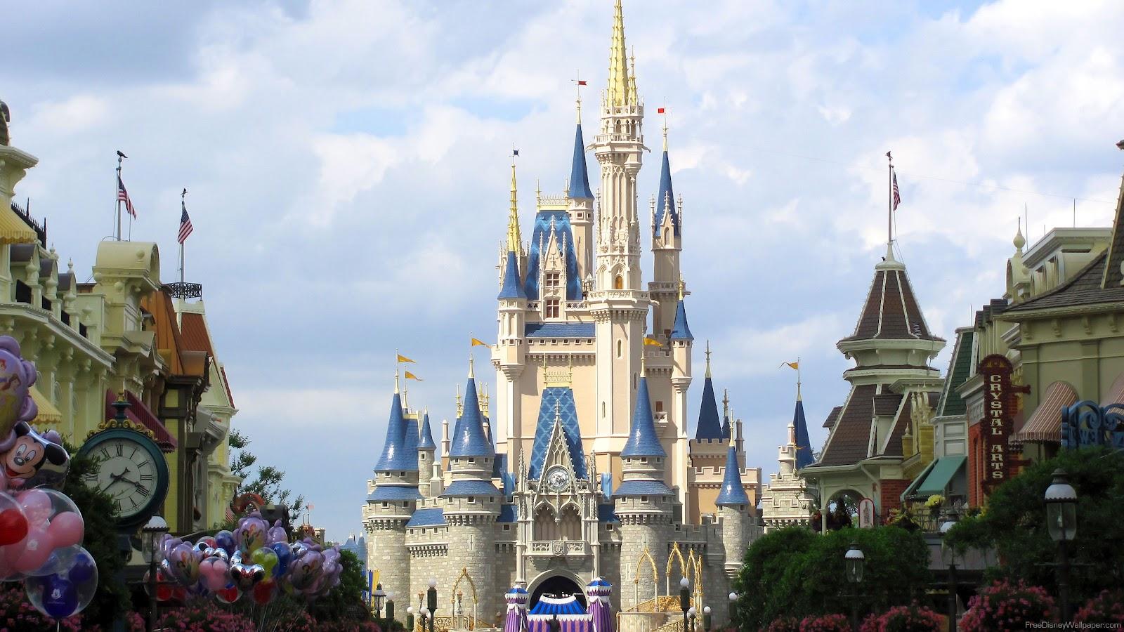 Disney World: Magic Kingdom