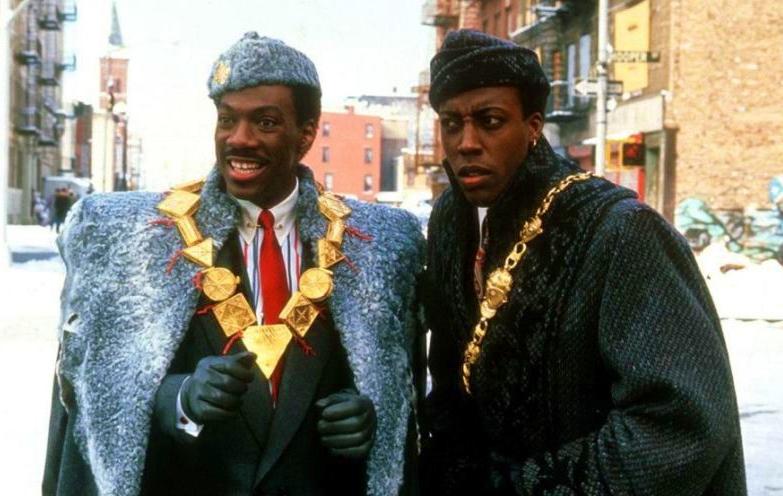 """Eddie Murphy prepara la segunda parte de """"Un Príncipe en Nueva York"""""""