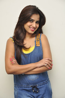 Actress Dimple Chopade Latest Pictures in Jumpsuit at Krishnashtami Success Meet  0004.jpg