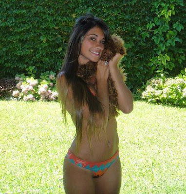 desnuda Antonella Roccuzzo