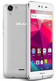 BLU Dash X Smartphone - US GSM Unlocked - White
