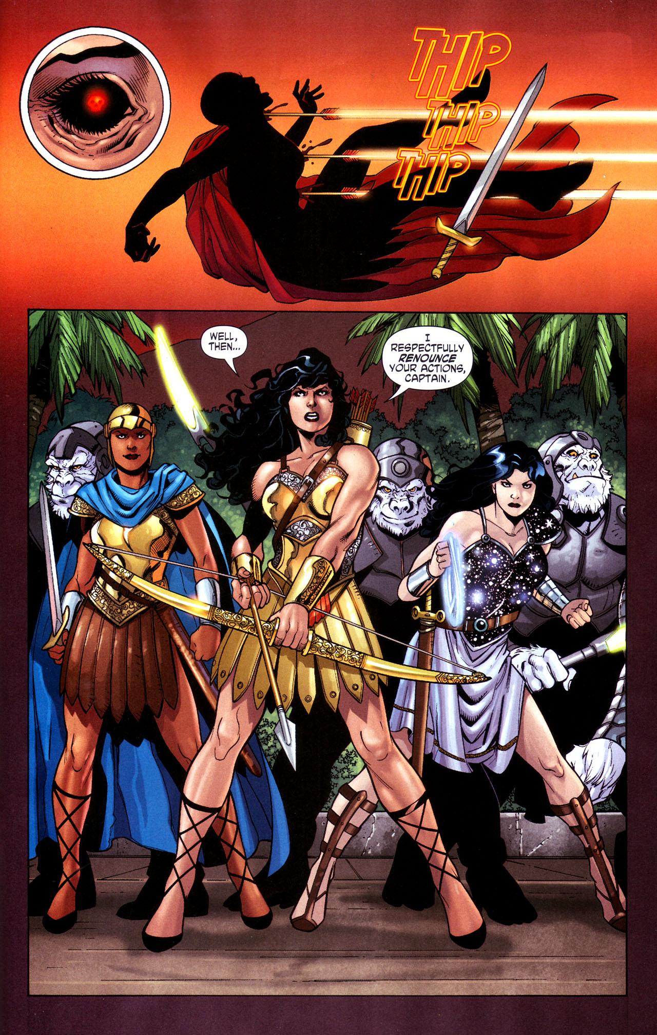 Read online Wonder Woman (2006) comic -  Issue #39 - 18
