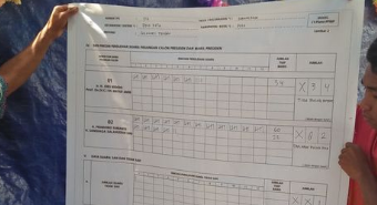 Duh! Seorang Petugas PPK Pingsan Pas Rapat Pleno Rekapitulasi Pemilu 2019