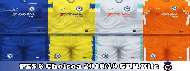 PES 6 Chelsea New Kits 2018 2019. Micano4u 25.3.18 ... 940480109
