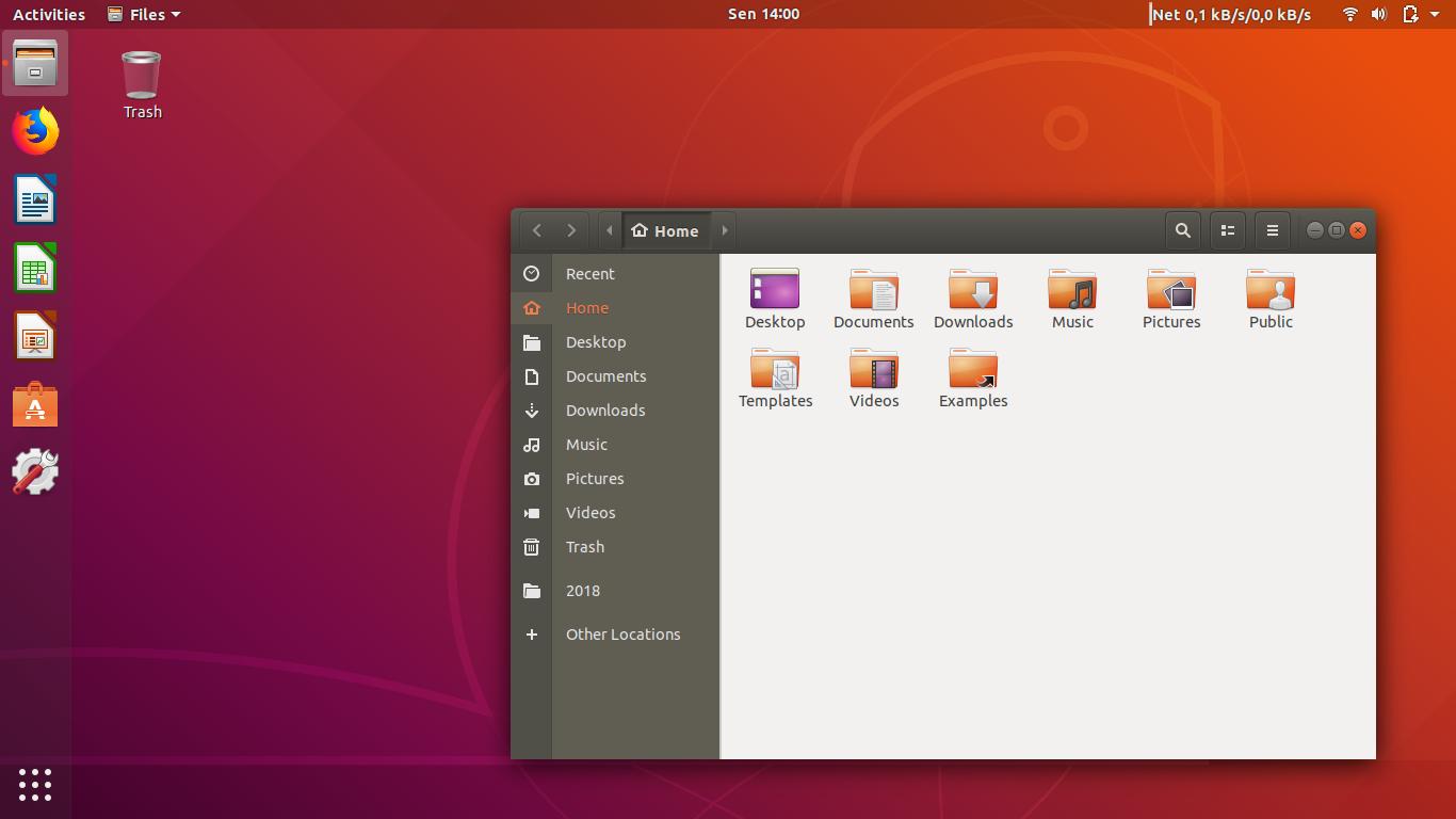 How to upgrade ubuntu from 1604 lts to 1804 lts using command lines the original desktop of ubuntu 1804 stopboris Choice Image