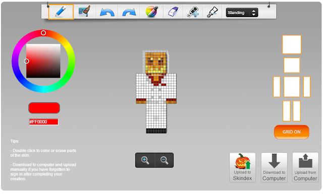 Minecraft Spielen Deutsch Skins Para Minecraft Online Bild - Skins para minecraft online