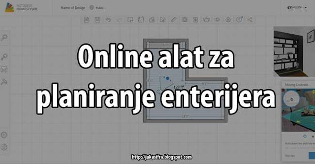 Kako da isplanirate enterijer uz pomoć online programa?