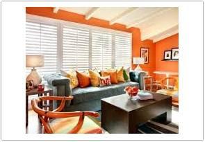 macam warna cat ruang tamu menurut feng shui