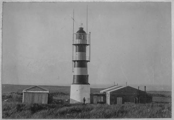 Isla Observatorio, Tierra del Fuego lighthouse