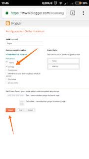 Cara menampilkan halaman sitemap