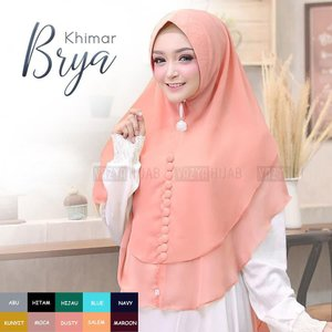 Khimar Brya Fashion