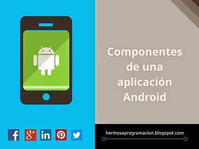 Android componentes app