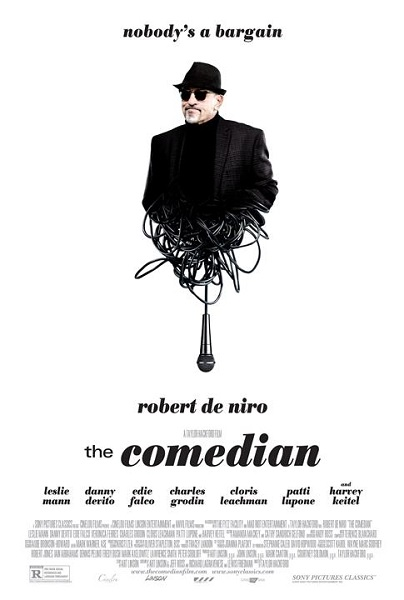 Film The Comedian 2017 Bioskop