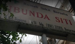 Foto RS Ibunda Siti Banjarmasin