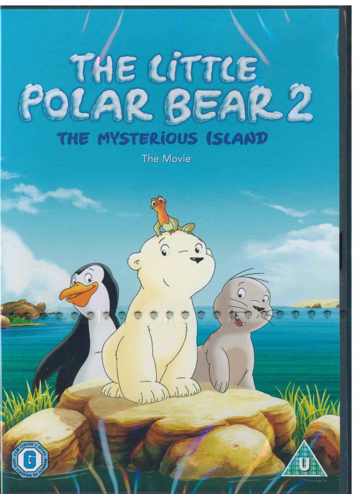 The Little Polar Bear 2: The Mysterious Island (2005) ταινιες online seires xrysoi greek subs