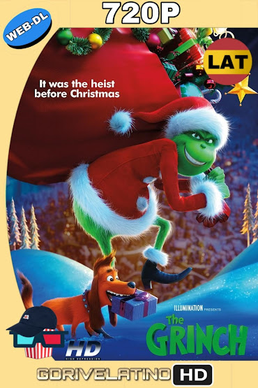 El Grinch (2018) WEB-DL 720p Latino-Ingles mkv