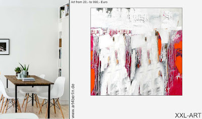Timeless Contemporary. Große, moderne Wandbilder, junge Kunst günstig in Berlin kaufen!