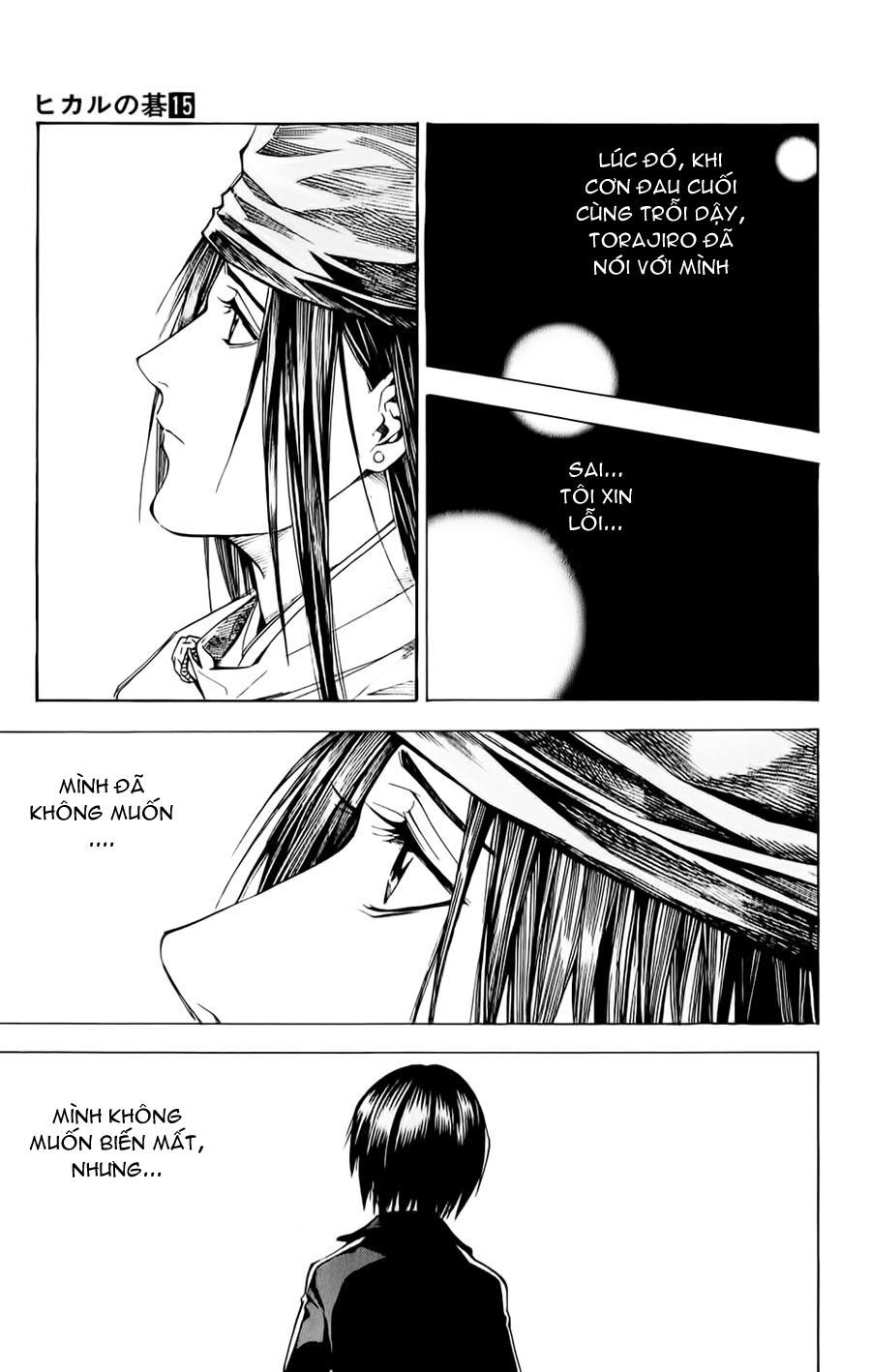 Hikaru No Go hikaru no go chap 123 trang 24