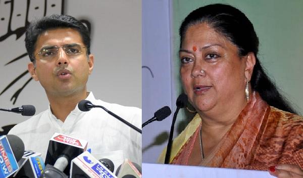 Jaipur, Ajmer, Rajasthan, Lok Sabha By-election, Vasundhara Raje, Sachin Pilot, BJP, Congress, Sanwar Lal Jat, अजमेर लोकसभा उपचुनाव, जयपुर, राजस्थान, भाजपा, सांवरलाल जाट, अशोक गहलोत, सचिन पायलट, बाबुलाल नागर, वसुंधरा राजे