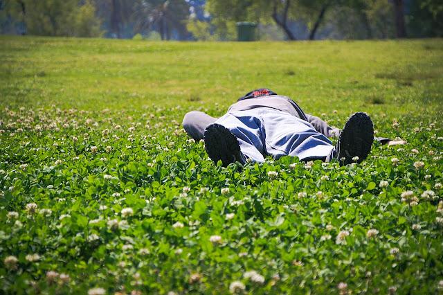 spavanje u prirodi