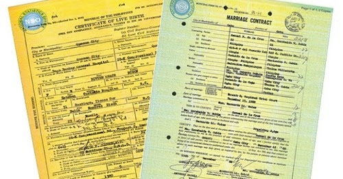 How To Get A Marriage Certificate From The Philippines: How To Get The NSO Certificate Online