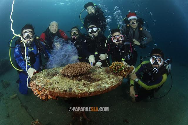 Jun V Lao, Underwater Photography, Scuba Diving