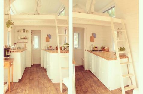 Tiny house town ma maison logique 39 s capia tiny house 180 for Mini maison design
