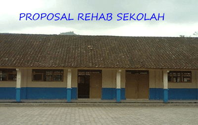 Proposal Rehab Sekolah Download