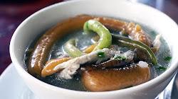 Làm món Cháo lươn môn