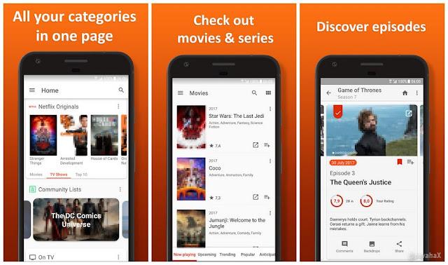 Moviebase premium adfree mod apk