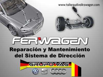 Reparacion y Mantenimiento Volkswagen Audi SEAT