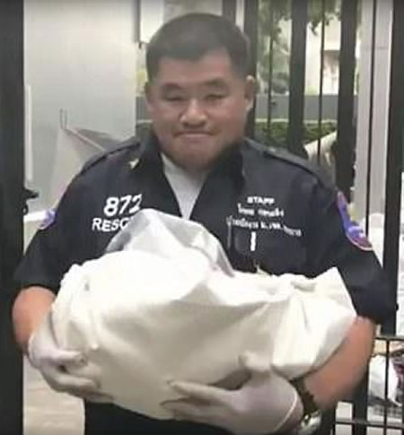 Mum throws newborn baby from 17th floor because her for 17 th floor