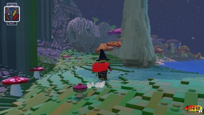 樂高世界 (LEGO Worlds) 音效畫面與操作技能上手圖文體驗
