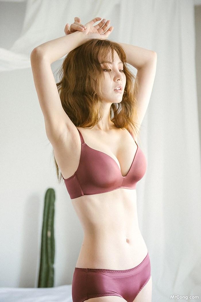 Người đẹp Lee Chae Eun trong bộ ảnh nội y tháng 01/2018 (143 ảnh)