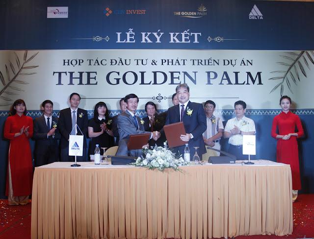 Chủ đầu tư dự án The Golden Palm