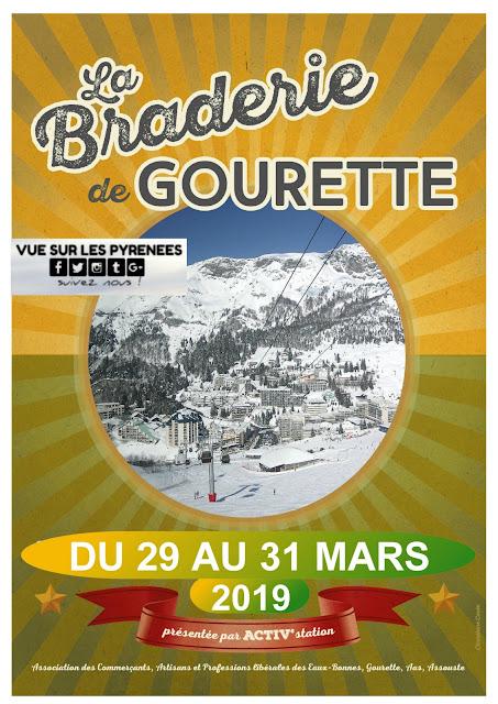 Gourette Braderie 2019