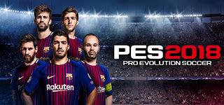 Free Download PES 2018 PC Game