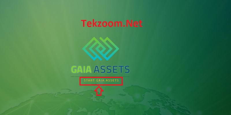 [SCAM] Review GaiaAssets - Lãi 5% hằng ngày - Đầu tư tối thiểu 20$ - Thanh toán tức thì