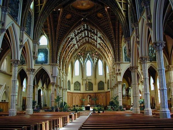 church pew restoration and refinishing  v scott beddome