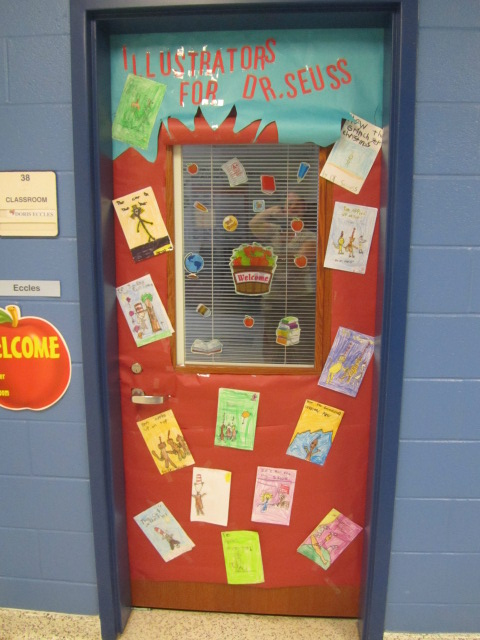 The Cullens Chronicle Celebrating Dr Seuss