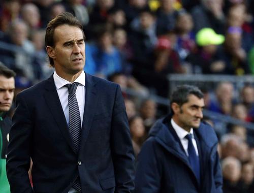 Valverde đỡ lời cho Lopetegui, phản đối án trảm