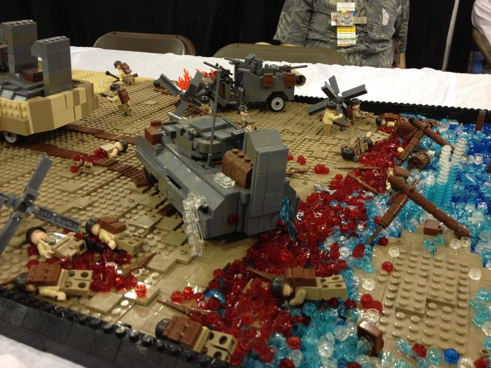 1000 Foot General: LEGO Goes to War: Brickfest 2013