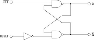 Simple Latch Circuit Diagram