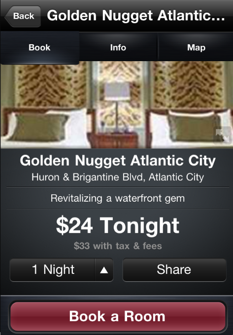 Book Now Pay Later Atlantic City Hotels