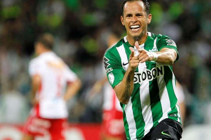 Alejandro Guerra é o novo reforço do Palmeiras.