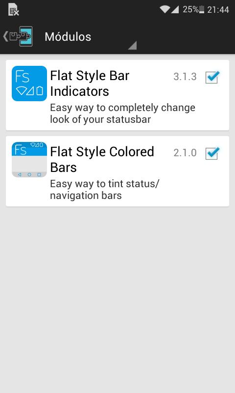 Image Result For Flat Style Bar Indicators Pro Xda