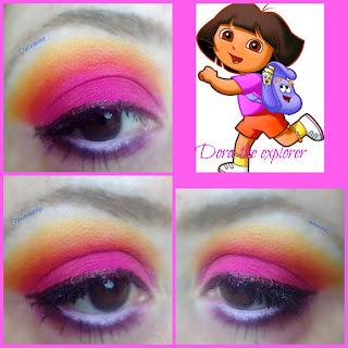 eye_makeup_look_dora_the_explorer